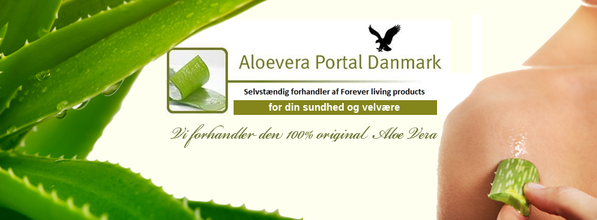 Aloevera fra Forever Living products